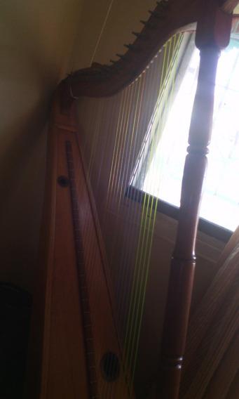 Instrumentos Musicales Arpa, Cuatro Y Maracas Negociable