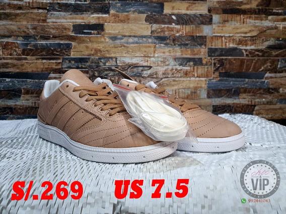 adidas Originals Busenitz Cuero Us7.5 S/269 Nike Reebok Dc
