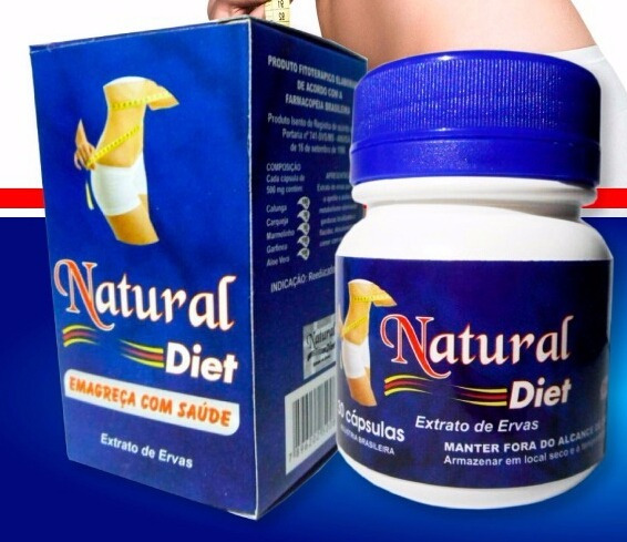 2 Natural Diet , Reeducador Original, Ivanessa