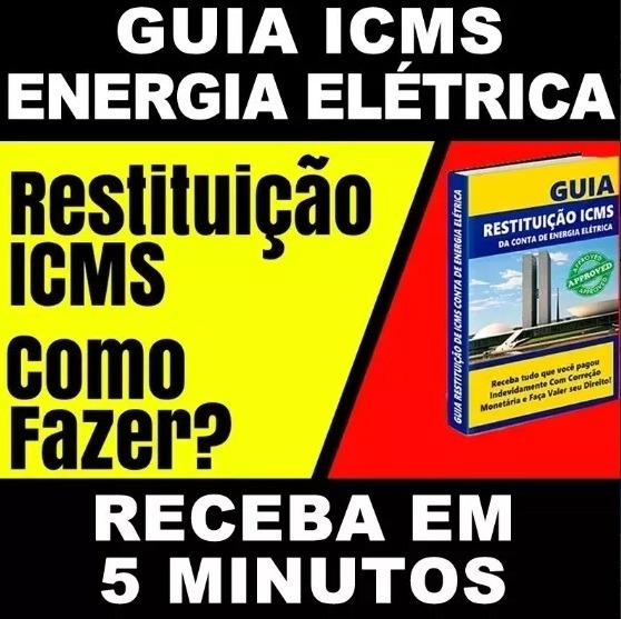 Planilha E Petição Restituição Icms Energia Elétrica Leigos