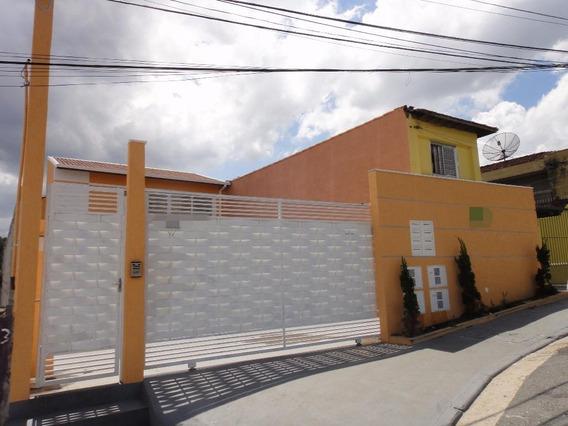 Sobrado Residencial À Venda, Jardim Progresso, Franco Da Rocha. - So3015