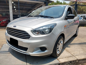 Ford Figo 1.5 Impulse Aa Sedan Mt Mod. 2016
