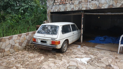 1979 Volkswagen Volkswagen Brasília