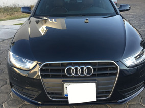 Audi A4 2.0 T Luxury Mt