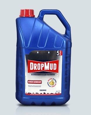Drop Mud - Detergente De Alta Performance 5 Litros
