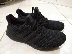 Tênis adidas Ultraboost, Triple Black. Imperdível!
