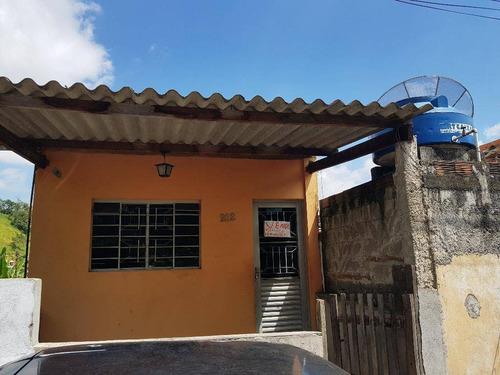 Casa Residencial À Venda, Mirante, Arujá - Ca0625. - Ca0625