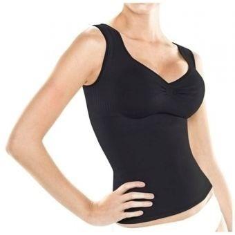 Faja Elegance Camiseta Contro Moldea Reduce Cntura Aplana Ab