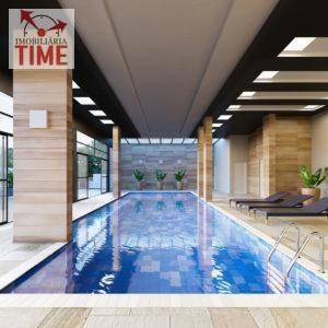 Apartamento De Luxo Com Alto Padrão De Acabamento De 3 Quartos, 1 Suíte, Sacada Gourmet Com Churrasqueira A Carvão - Ap0749