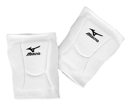 Mizuno Lr6 Rodilleras Voleibol Blancas S