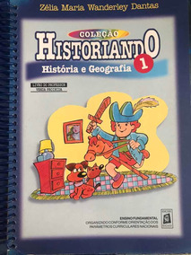 História E Geografia - Coleção Historiando