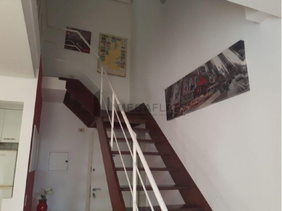 00371 - Flat 2 Dorms. (1 Suíte), Moema - São Paulo/sp - 371