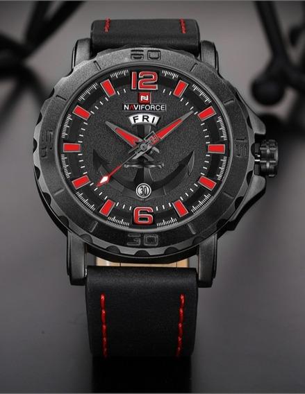 Relógio Masculino Esportivo Naviforce Original