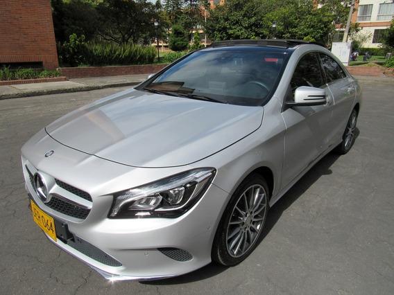 Mercedes Benz Cla 180 Full Equippo, Sun Roof Panorami, Cuero