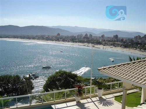 Imagem 1 de 30 de Casa À Venda - Condomínio Península - Praia Da Enseada - Guarujá - Ca0774