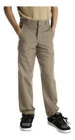 Dickies 56-562 Pantalón Escolar Resistente Durable Niño 8-18