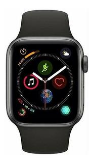 Apple Watch Serie 4 De 44 Mm Gps Caja De Aluminio Negro