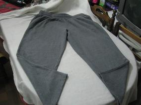 Pantalon De Buzo Fila Talla Xxl Color Gris