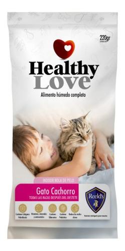 Healthy Love Gatos Cachorros 220g * 7 - kg a $17500