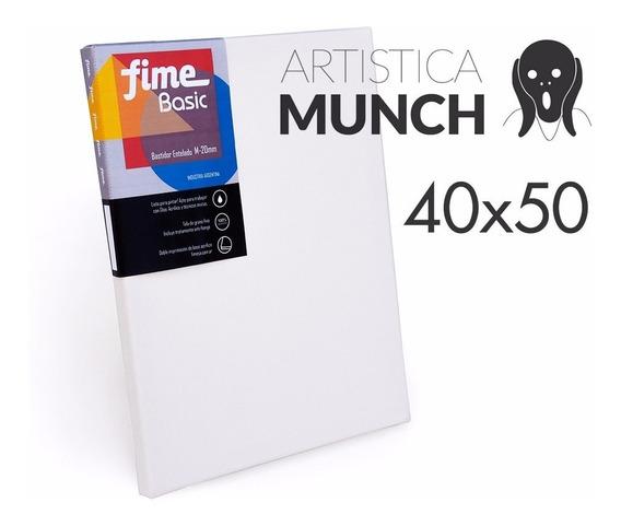 Bastidor Entelado Fime Linea Basic 40x50