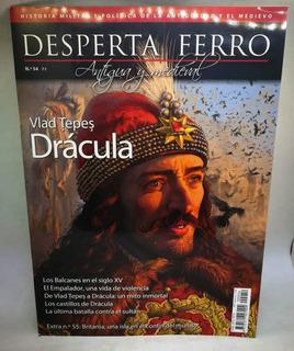 Desperta Ferro Antigua Y Medieval Nº 54 Vlad Tepes Dracula