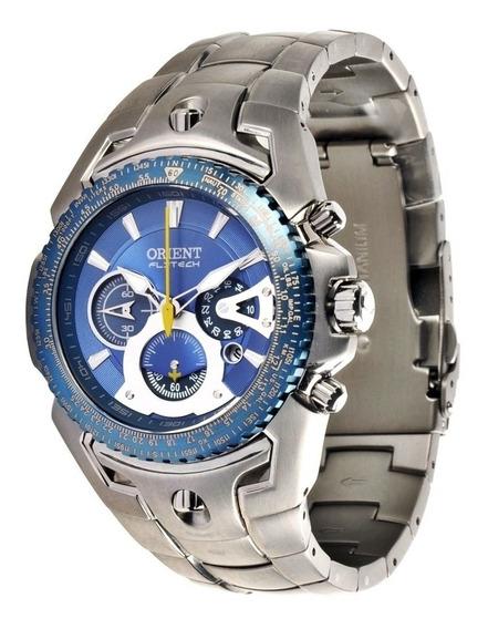 Relógio Orient Masculino Flytech Mbttc006 D1sx