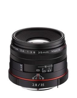 Pentax K Mount Hd Da 35mm F 2.8 Macro 35 35mm Fixed Lens