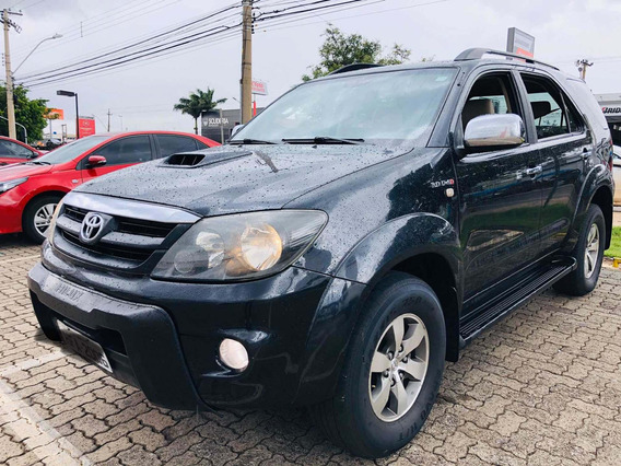 Toyota Sw4 3.0 Diesel 4x4 Srv