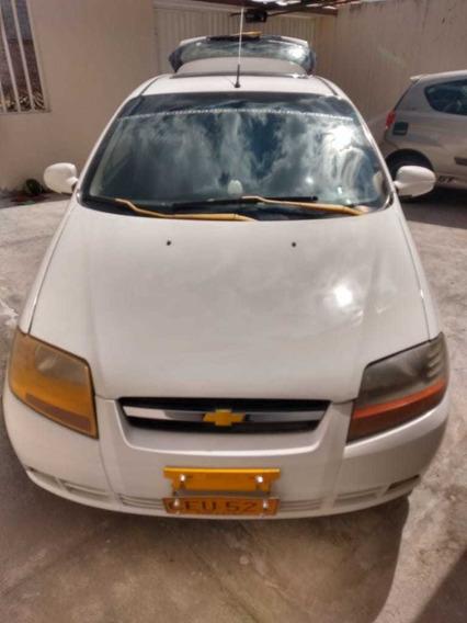 Flamante Chevrolet Aveo Hatchback 1.6