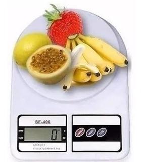 2 Balança Para Cozinha De Precisão Digital 1g À10 Kg