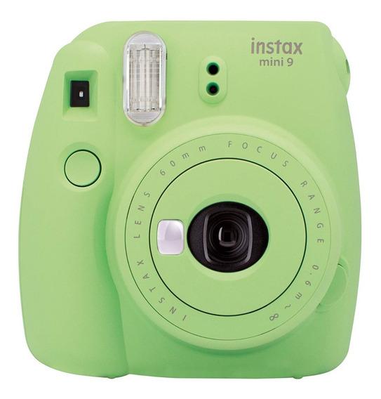 Camara Fuji Instax Polaroid Instantanea Selfie Auto. Flash