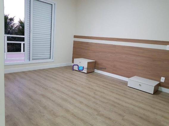 Casa Residencial Para Venda E Locação, Parque Taquaral, Campinas. - Ca0390