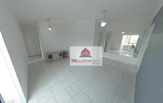 Apartamento Com 2 Dormitórios À Venda, 61 M² Por R$ 215.000 - Jardim Oriente - São José Dos Campos/sp - Ap2306
