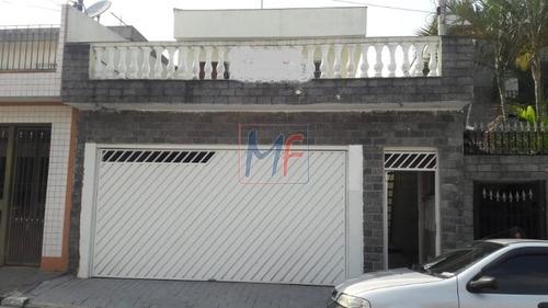 Imagem 1 de 23 de Ref 6915 - Belo Sobrado No Bairro Vila Santa Virginia - Vila Ema, Com 3 Dorms (1 Suíte), Sala, Cozinha, Lavabo, 3 Vagas De Garagem, 140 M². - 6915