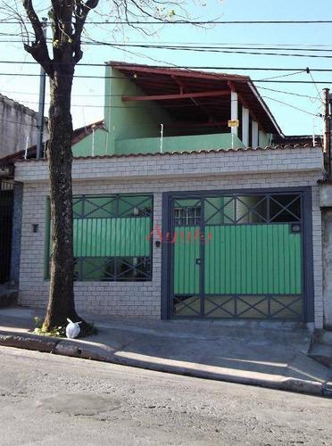 Imagem 1 de 8 de Selecione Residencial À Venda, Jardim Jamaica, Santo André. - So0616