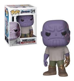 Funko Pop Marvel Avengers Endgame Thanos In The Garden 579