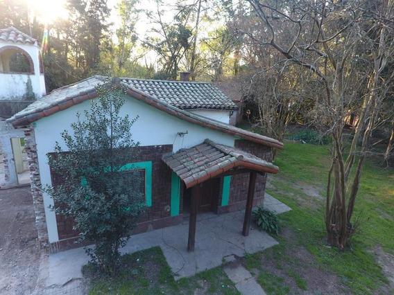 Casa En Venta A Reciclar - Del Viso / Jose C Paz - U$s60.000 Contado
