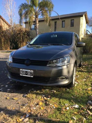Imagen 1 de 14 de Volkswagen Gol Trend 2014 1.6 Pack Iii 101cv
