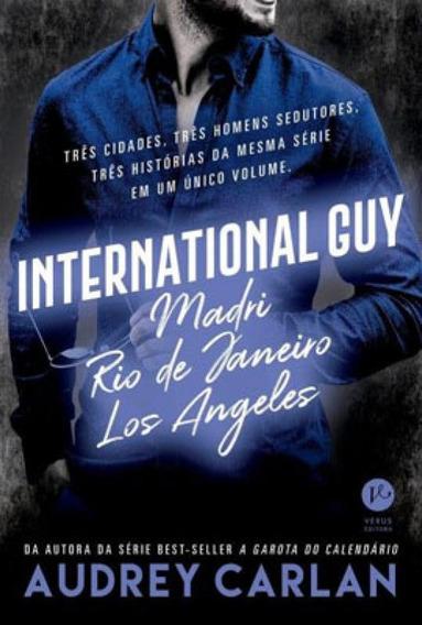 International Guy 4 - Madri, Rio De Janeiro, Los Angeles