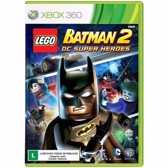 Game Lego Batman 2 - Xbox 360 - Warner