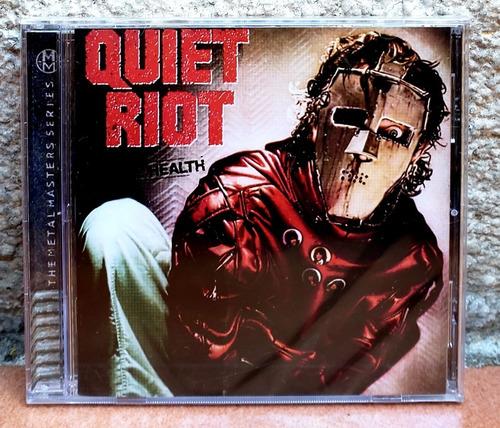 Quiet Riot (metal Health) Wasp, Bon Jovi, Motley Crue.