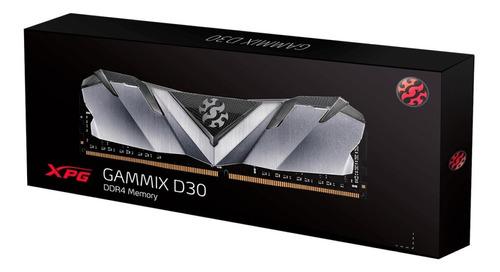 Imagem 1 de 2 de Memória Xpg Gammix D30 8gb 3200mhz Ddr4 Cl16