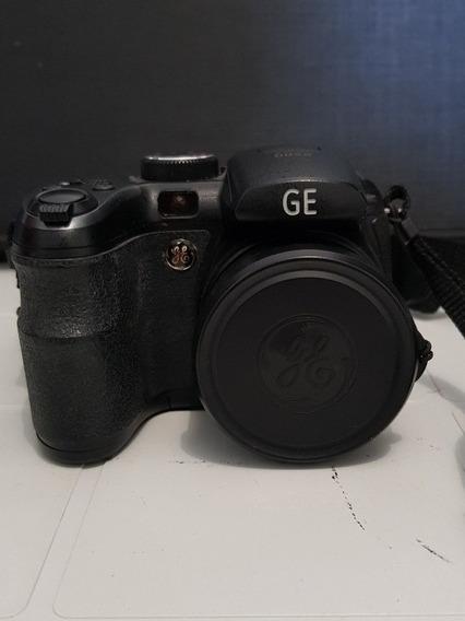 Câmera Semiprofissional Ge X500 16mp