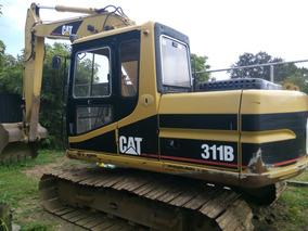 Excavadora Cat 311b,