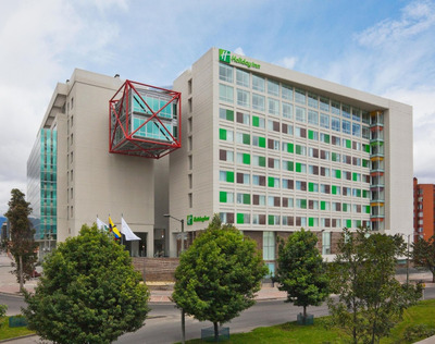 Parqueaderos En Venta O Arriendo Hotel Holiday Inn Bogota