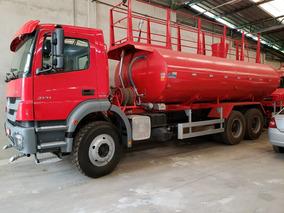 Mercedes-benz Axor 3131 Tanque Pipa 20.000 Gascom