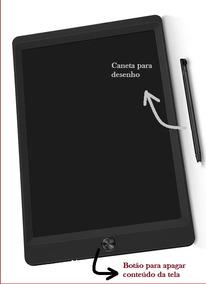 Tablet Para Desenho - Apagável