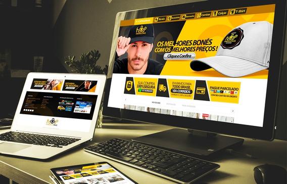 Loja Virtual Profissional - E-commerce - Loja Virtual