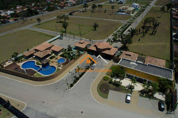 Terrenos À Venda, 360 M² À Partir De R$ 280.000 - Massaguaçu - Caraguatatuba/sp - Te0051