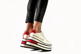 d303fc620f Zapatillas Altas Plataforma - Zapatillas de Mujer Urbano en Mercado ...
